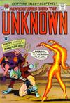Cover for Adventures into the Unknown (American Comics Group, 1948 series) #164