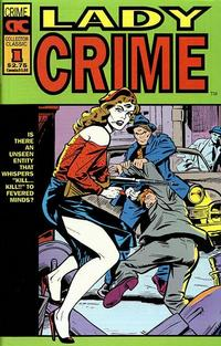 Cover Thumbnail for Lady Crime (AC, 1992 series) #1