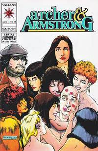 Cover Thumbnail for Archer & Armstrong (Acclaim / Valiant, 1992 series) #13