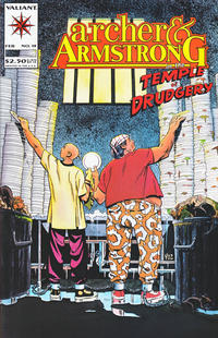 Cover Thumbnail for Archer & Armstrong (Acclaim / Valiant, 1992 series) #19