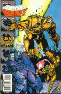 Cover Thumbnail for Armorines (Acclaim / Valiant, 1994 series) #11