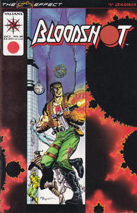Cover for Bloodshot (1993 series) #20