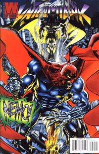 Cover Thumbnail for Knighthawk (Acclaim, 1995 series) #2