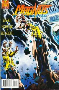 Cover Thumbnail for Magnus Robot Fighter (Acclaim, 1991 series) #58