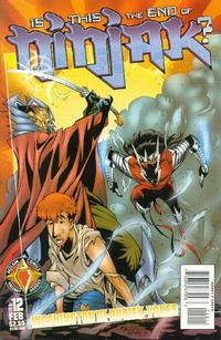 Cover Thumbnail for Ninjak (Acclaim, 1997 series) #12