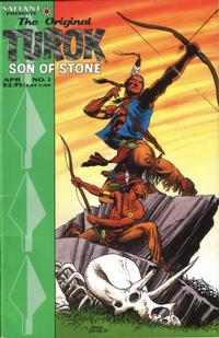 Cover Thumbnail for The Original Turok, Son of Stone (Acclaim / Valiant, 1995 series) #1