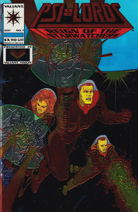Cover Thumbnail for Psi-Lords (Acclaim, 1994 series) #1