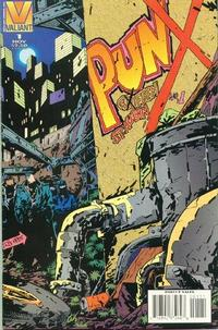 Cover Thumbnail for Punx (Acclaim, 1995 series) #1