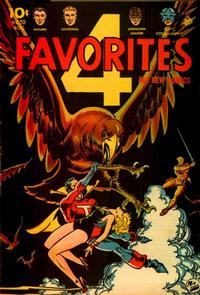 Cover Thumbnail for Four Favorites (Ace Magazines, 1941 series) #20