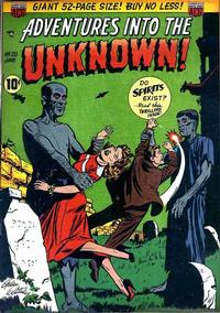 Cover Thumbnail for Adventures into the Unknown (American Comics Group, 1948 series) #20