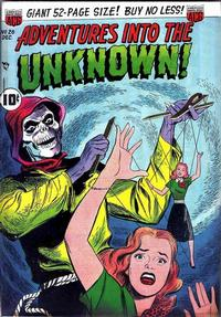 Cover for Adventures into the Unknown (1948 series) #26