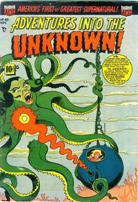 Cover Thumbnail for Adventures into the Unknown (American Comics Group, 1948 series) #49