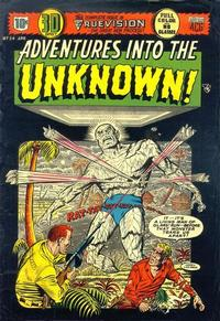 Cover Thumbnail for Adventures into the Unknown (American Comics Group, 1948 series) #54