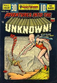 Cover Thumbnail for Adventures into the Unknown (American Comics Group, 1948 series) #55