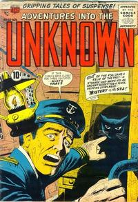 Cover Thumbnail for Adventures into the Unknown (American Comics Group, 1948 series) #68