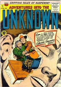 Cover Thumbnail for Adventures into the Unknown (American Comics Group, 1948 series) #69