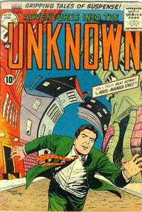 Cover Thumbnail for Adventures into the Unknown (American Comics Group, 1948 series) #73