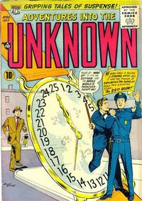 Cover Thumbnail for Adventures into the Unknown (American Comics Group, 1948 series) #86