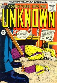 Cover Thumbnail for Adventures into the Unknown (American Comics Group, 1948 series) #94