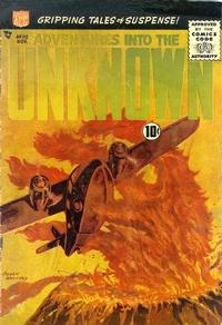 Cover Thumbnail for Adventures into the Unknown (American Comics Group, 1948 series) #112