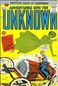 Cover Thumbnail for Adventures into the Unknown (American Comics Group, 1948 series) #117