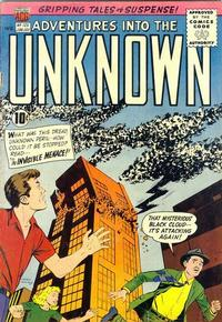 Cover Thumbnail for Adventures into the Unknown (American Comics Group, 1948 series) #125