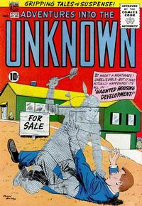 Cover Thumbnail for Adventures into the Unknown (American Comics Group, 1948 series) #128