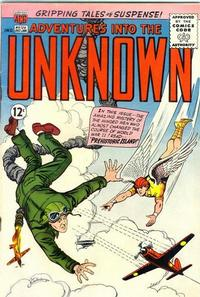 Cover Thumbnail for Adventures into the Unknown (American Comics Group, 1948 series) #129