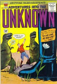 Cover Thumbnail for Adventures into the Unknown (American Comics Group, 1948 series) #130