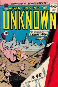 Cover Thumbnail for Adventures into the Unknown (American Comics Group, 1948 series) #145