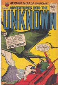 Cover Thumbnail for Adventures into the Unknown (American Comics Group, 1948 series) #150