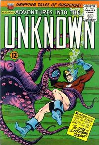 Cover Thumbnail for Adventures into the Unknown (American Comics Group, 1948 series) #157