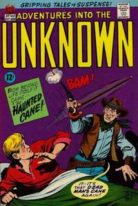 Cover Thumbnail for Adventures into the Unknown (American Comics Group, 1948 series) #168