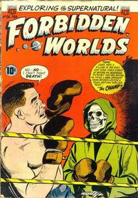 Cover Thumbnail for Forbidden Worlds (American Comics Group, 1951 series) #26
