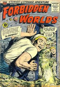 Cover Thumbnail for Forbidden Worlds (American Comics Group, 1951 series) #41
