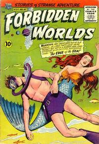 Cover Thumbnail for Forbidden Worlds (American Comics Group, 1951 series) #84