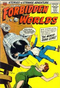 Cover Thumbnail for Forbidden Worlds (American Comics Group, 1951 series) #92