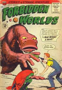 Cover Thumbnail for Forbidden Worlds (American Comics Group, 1951 series) #121