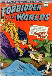 Cover Thumbnail for Forbidden Worlds (American Comics Group, 1951 series) #145