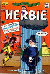 Cover Thumbnail for Herbie (American Comics Group, 1964 series) #17