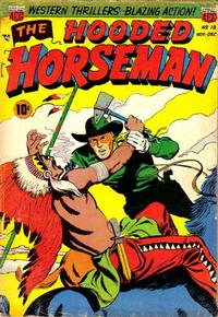 Cover Thumbnail for The Hooded Horseman (American Comics Group, 1954 series) #18
