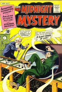 Cover for Midnight Mystery (1961 series) #4