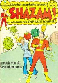 Cover Thumbnail for Shazam Classics (Classics/Williams, 1974 series) #9