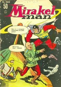 Cover Thumbnail for Mirakelman (Classics/Williams, 1965 series) #1502