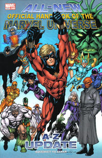 Cover Thumbnail for All-New Official Handbook of the Marvel Universe: Update (Marvel, 2007 series) #4