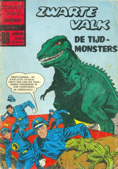 Cover for Zwarte Valk Classics (1969 series) #2822