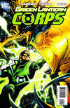 Cover for Green Lantern Corps (DC, 2006 series) #9