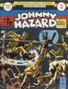 Cover for Johnny Hazard Quarterly (Dragon Lady Press, 1986 series) #4