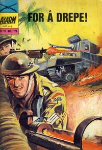 Cover Thumbnail for Alarm (Williams Forlag, 1967 series) #70