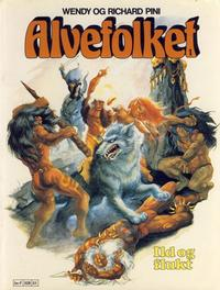 Cover Thumbnail for Alvefolket (Semic, 1985 series) #1 - Ild og flukt [1. opplag]